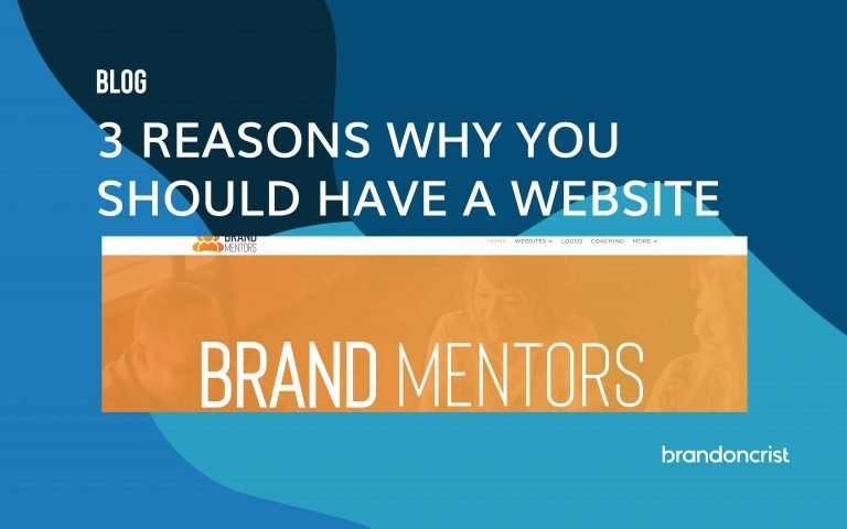 3 Reasons Why You Should Have A Website