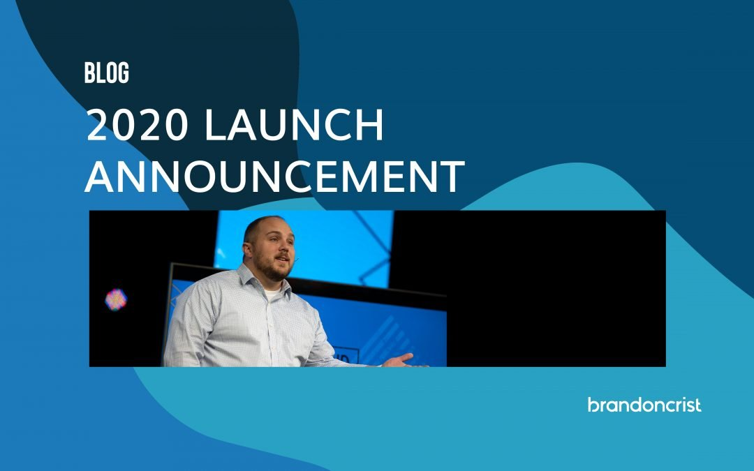 Launch Announcement